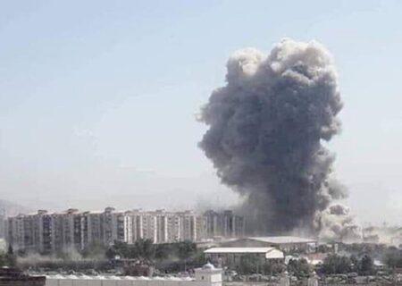 وقوع انفجار شدید در صنایع موشکی اسرائیل + ویدیو