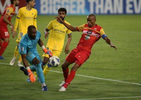 خلاصه بازی فولاد خوزستان ۱ – ۱ النصر عربستان