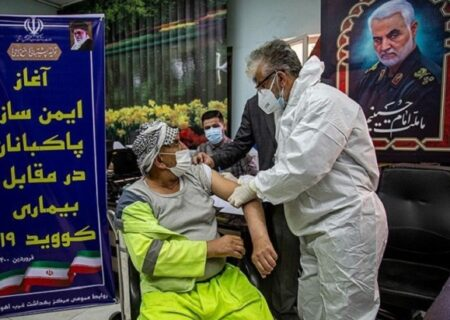 سوء استفاده مدیران آبادان از سهمیه واکسن پاکبانان | واکنش وزیر بهداشت