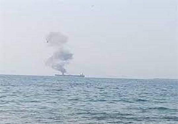 حمله به نفتکش در بندر بانیاس