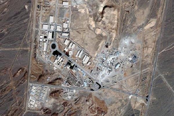 خسارت های حادثه نطنز