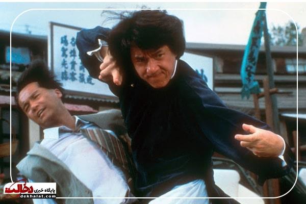 فیلم استاد مست جکی چان
