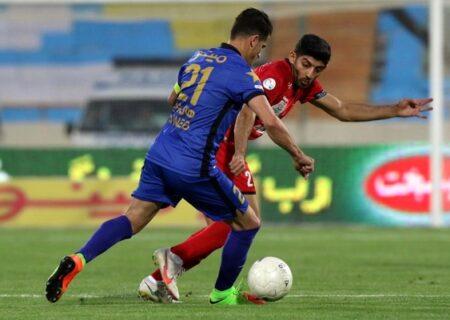خلاصه بازی استقلال ۰ – ۱ پرسپولیس
