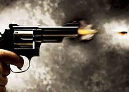 شلیک گلوله به پسری جوان در خیابان پاسداران