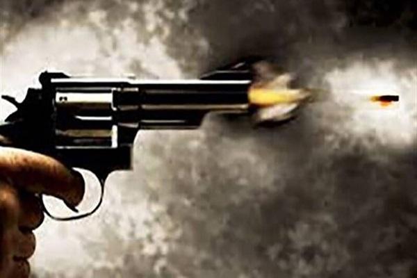 تیراندازی در خیابان پاسداران