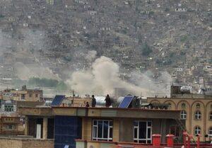 انفجار تروریستی مدرسه کابل