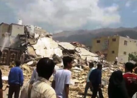 عامل انفجار واحد مسکونی جهرم مشخص شد