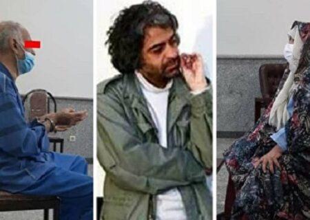 پدر و مادر بابک خرمدین به قتل دختر و داماد هم اعتراف کردند