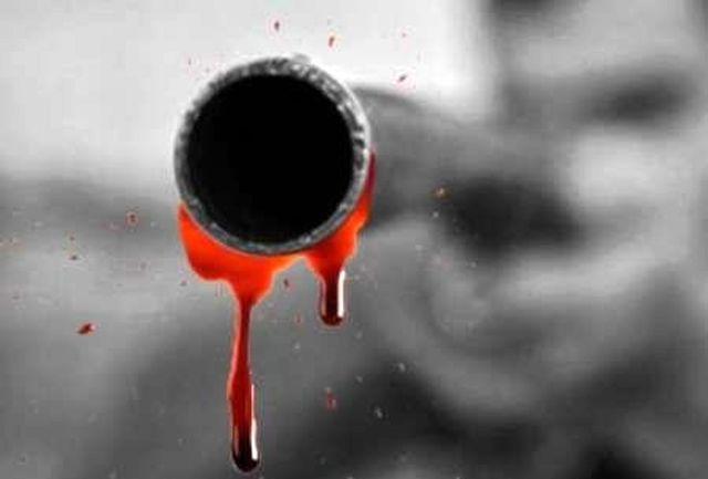 قتل و خودکشی در شیراز