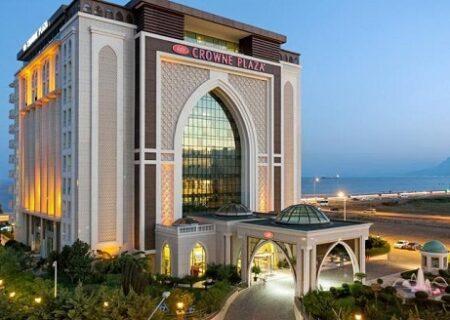 بهترین هتل ها در انتخاب تور آنتالیا