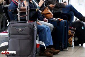 مسافران ایرانی سرگردان در روسیه