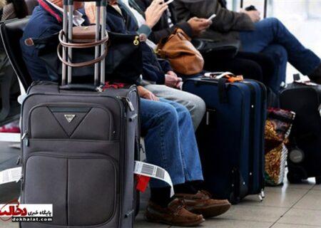 مسافران ایرانی سرگردان در روسیه به کشور باز گشتند