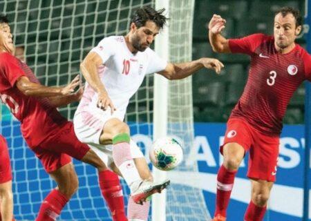 ظلم بزرگ VAR به تیم ملی در مقدماتی جام جهانی
