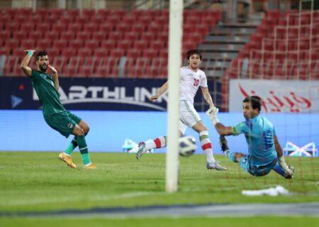 ایران ۱- عراق ۰؛ پیروزی شیرین تیم ملی مبارک مردم ایران