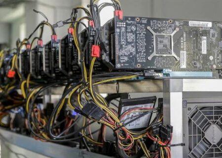کشف بیش از ۲ هزار دستگاه غیرمجاز استخراج رمزارز در ۲۶ استان