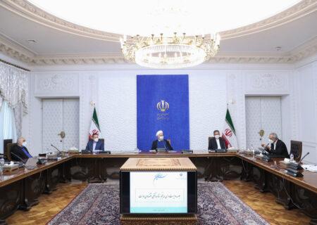 تاکید رییسجمهوری به ورود منابع ارزی آزاد شده به تبادلات مالی