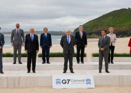 گروه ۷ از احیای برجام حمایت کرد/از اتهام به چین تا روابط پایدار با روسیه