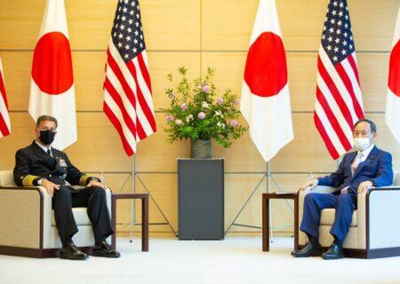 تاکید آمریکا بر اتحاد با ژاپن در مقابل چین