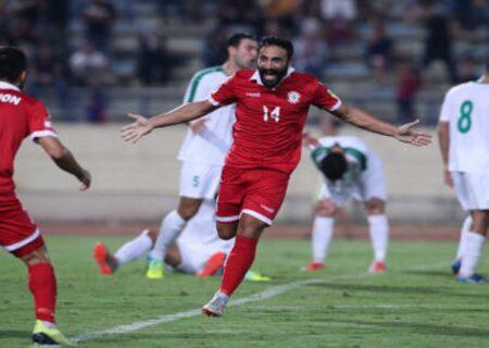 شگفتی در مسابقات مقدماتی جام جهانی ؛ حذف ۹۹ درصدی لبنان