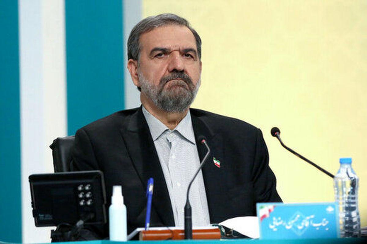 محسن رضایی: برنامه من ایجاد تحول بزرگ در سیاست و اقتصاد است