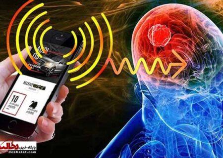 ۱۷ دقیقه استفاده از موبایل در روز و افزایش خطر ابتلا به سرطان