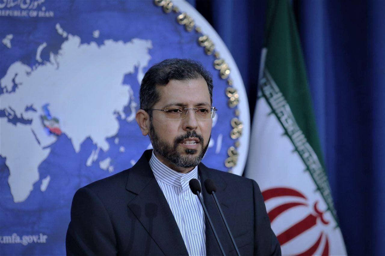 خطیب زاده: ایران آماده تبادل زندانیان است