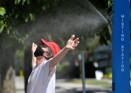 مرگ ۲۳۳ نفر در کانادا بر اثر گرمای شدید هوا!