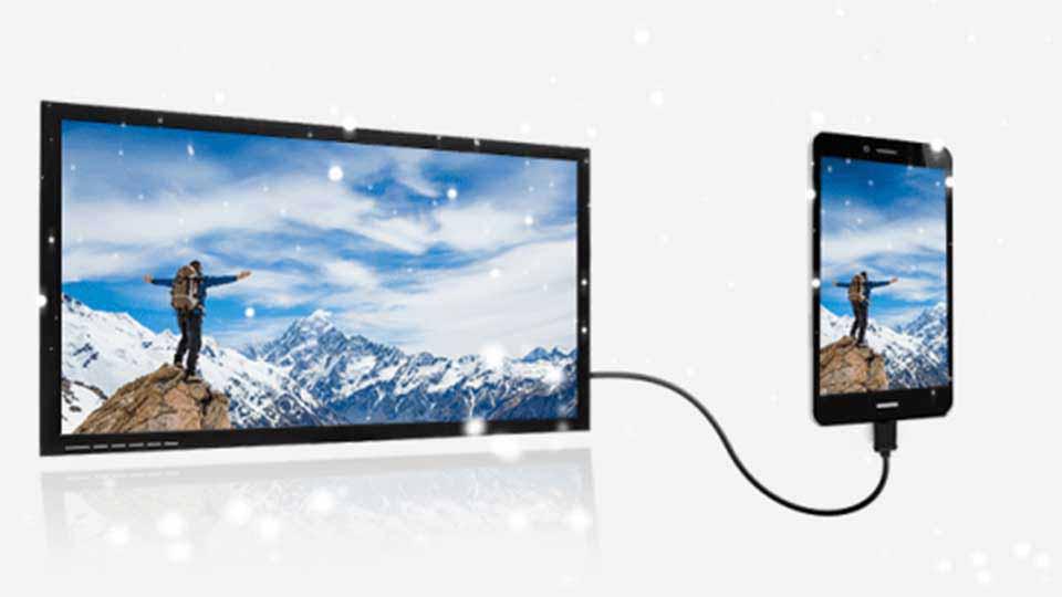 روش های اتصال گوشی به تلویزیون