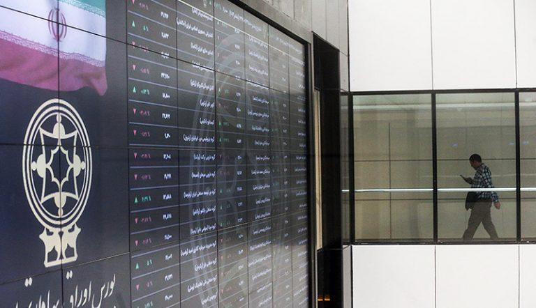 رشد ۳۴ هزار واحدی شاخص بورس در معاملات امروز