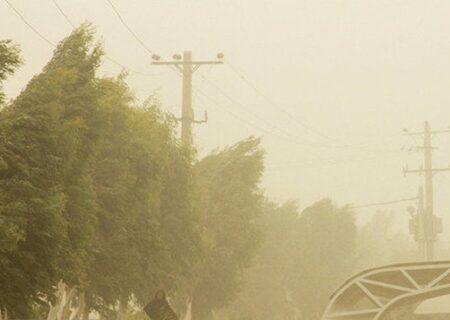 هشدار امکان وقوع طوفان در ۱۰ استان و بارشهای پراکنده در برخی مناطق