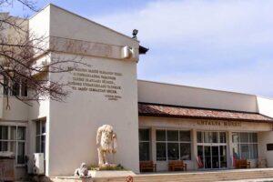 موزه باستان شناسی آنتالیا