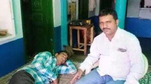 مرد ۴۲ ساله هندی که نزدیک به ۳۰۰ روز در سال می خوابد
