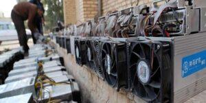 کشف 500 ماینر داخل یکی از نیروگاههای برق