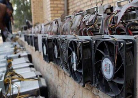 کشف ۵۰۰ ماینر داخل یکی از نیروگاههای برق