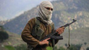 کنترل طالبان بر افغانستان