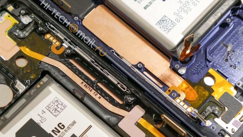 منتظر بازگشت سیستم خنک کننده آبی به گوشیهای سامسونگ در۲۰۲۲ باشید