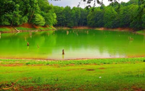 بهشتی در مازندران به نام دریاچه چورت