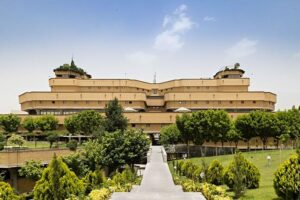 تعطیلی کتابخانه ملی ایران