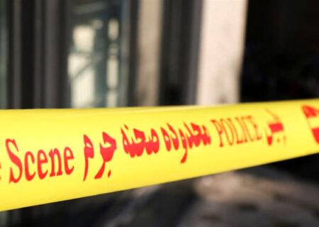 این زن دو دختر خود را کشته است