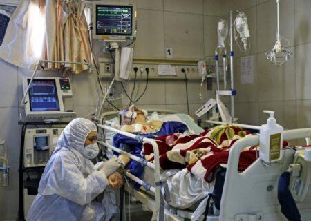 ۶۲۰ فوتی کرونا آمار جدید و رکورد مرگ و میر روزانه در ایران