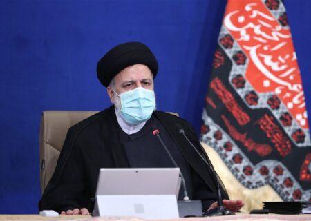 رییس جمهور: ایران برای برقراری ثبات در افغانستان تلاش میکند