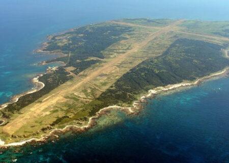 ایجاد جزیره جدید در ژاپن پس از فوران آتشفشان زیر آب!