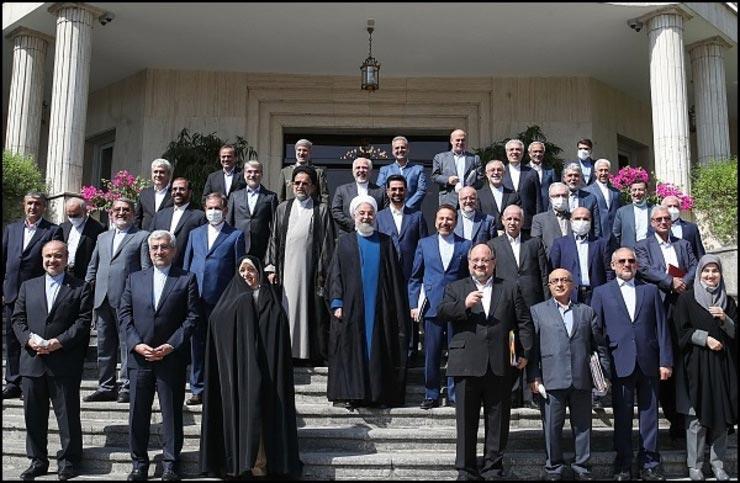 آخرین جلسه دولت ؛ سکوت برای وحدت و تلاش برای پیشرفت