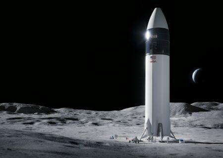 ناسا به دلیل شکایت بلو اوریجین ، پروژه ماهنشین اسپیس ایکس را متوقف کرد
