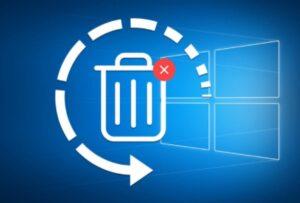 نحوه بازیابی فایل های حذف شده دائمی در ویندوز 10