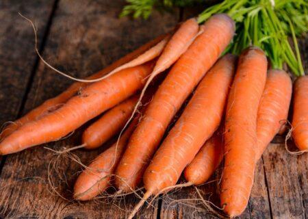 فواید هویج برای سلامتی بدن
