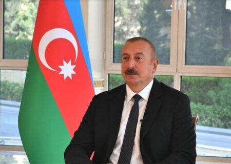 سخنان زشت رئیس جمهور آذربایجان علیه ایران