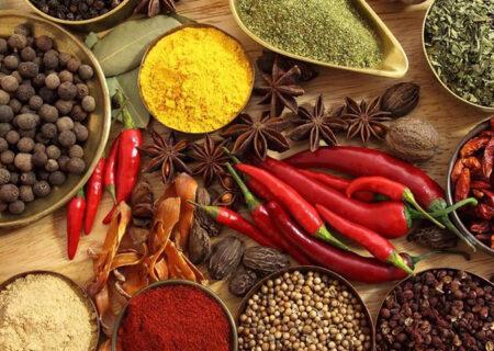 ادویه های سرشار از ویتامین و آنتی اکسیدان