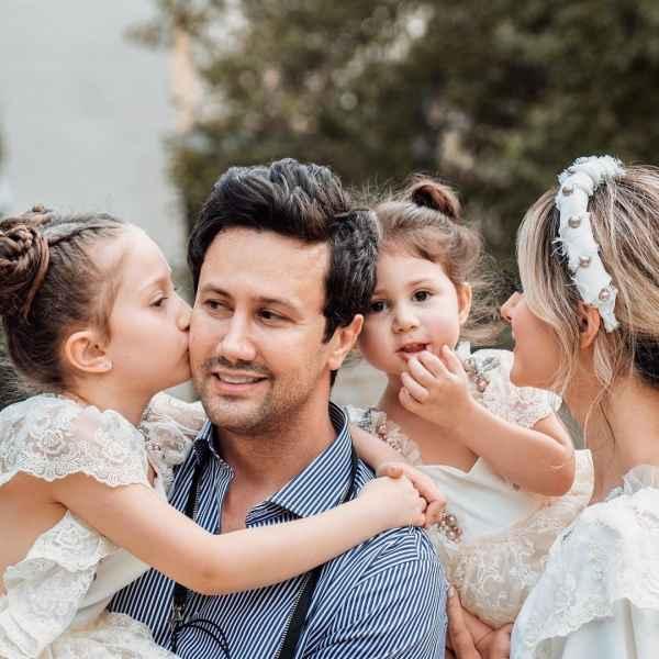 عکسهای جذاب خانواده شاهرخ استخری
