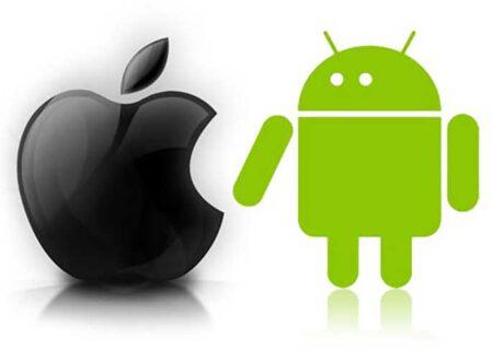 ویژگی هایی که اندروید و iOS از هم سرقت کردند